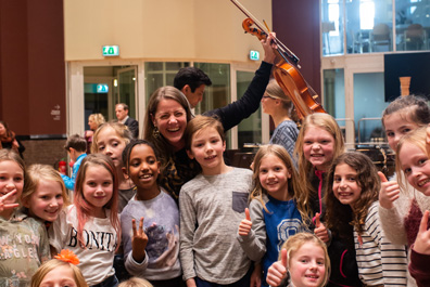 Educatieproject Nederlands Philharmonisch Orkest