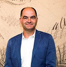 Frank van den Eijnden Directeur Van Gogh Sites Foundation