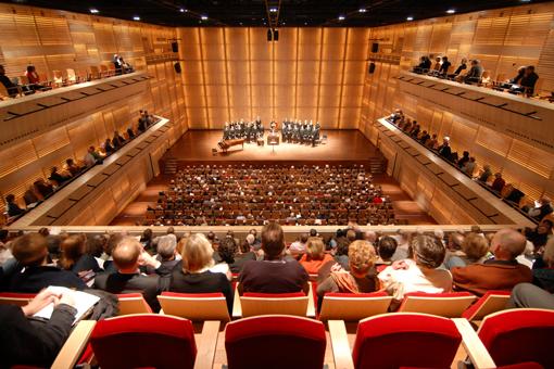 Grote Zaal Muziekgebouw