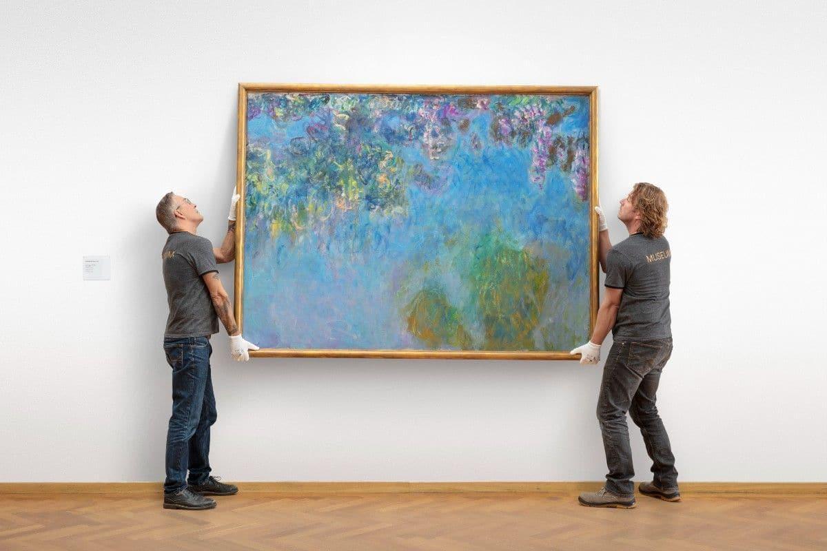 Claude Monet Kunstmuseum Den Haag Credit Gerrit Schreurs