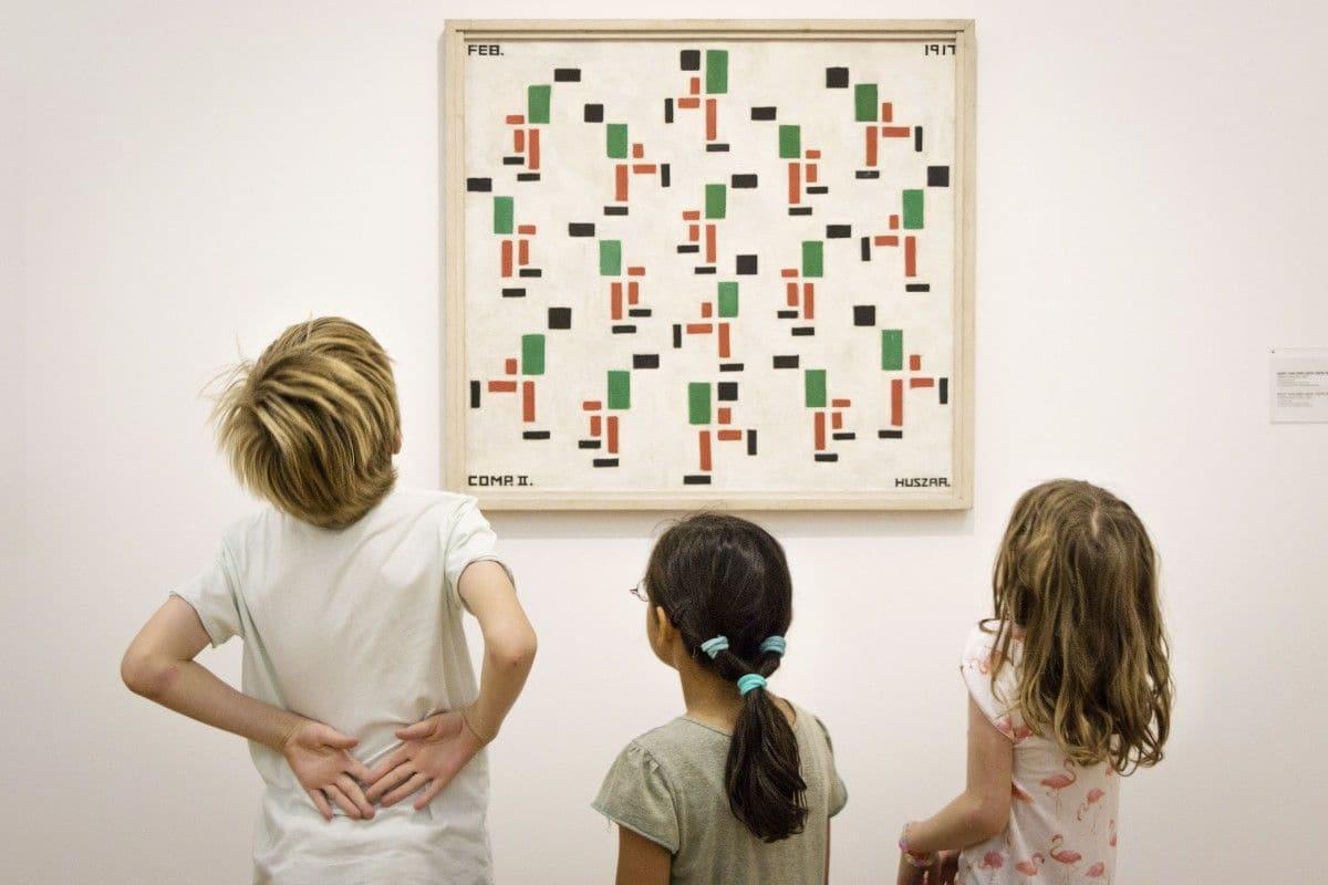 Kunstmuseum Den Haag kinderen
