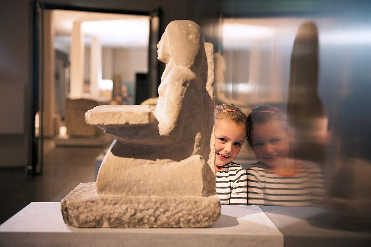 Rijksmuseum van Oudheden - TT Egypte (foto Rob Overmeer)