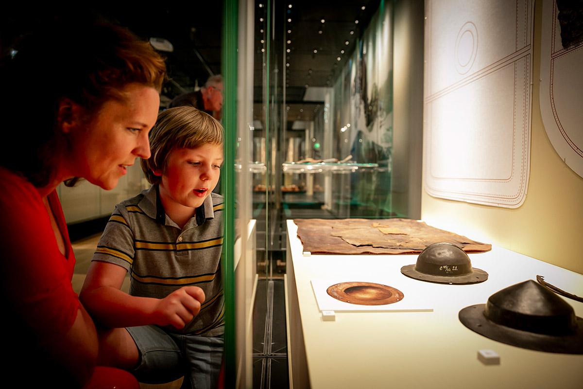 Rijksmuseum van Oudheden - Romeinen langs de Rijn