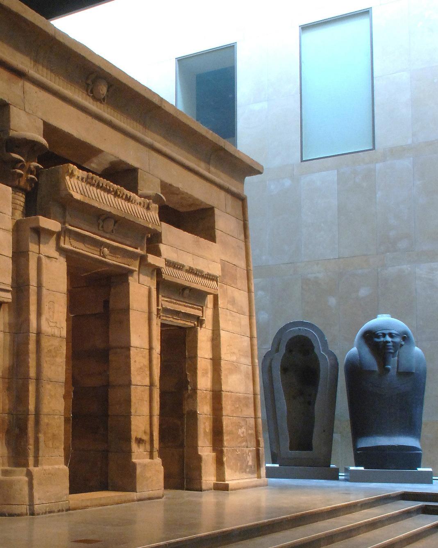 Rijksmuseum van Oudheden - Tempel van Taffeh