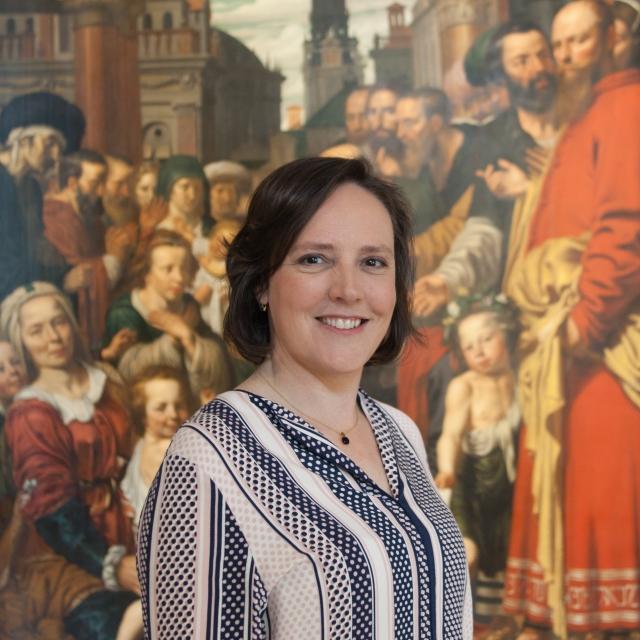 Contactpersoon Marieke van Schijndel