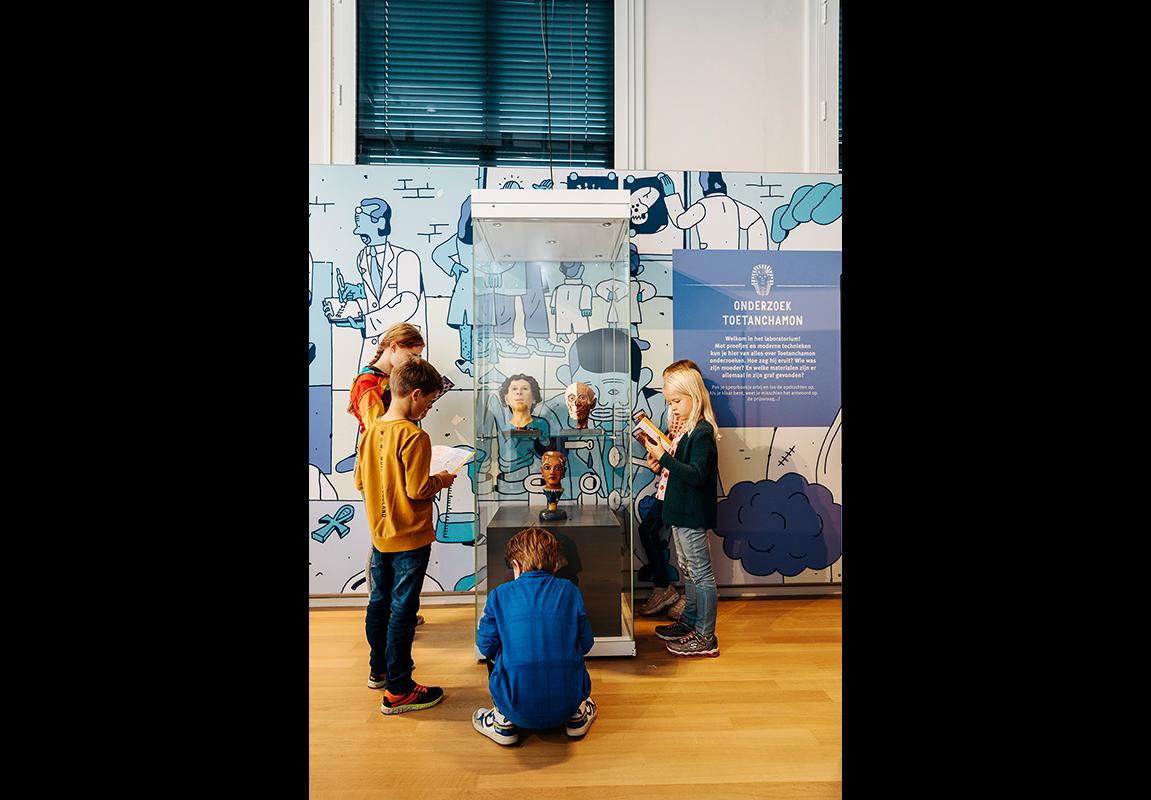 Rijksmuseum van Oudheden - Op zoek naar Toetanchamon (1)